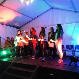 Whangarei Girls High School students