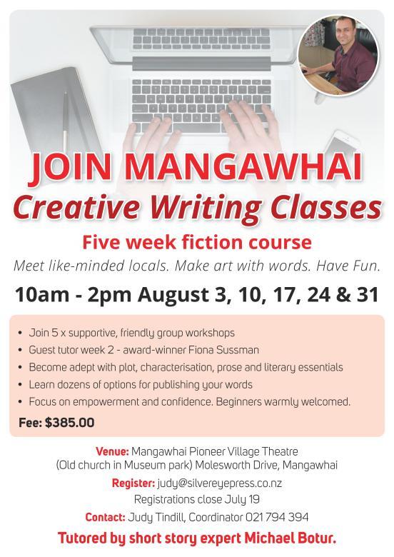 Mangawhai creative writing poster A4 pdf-page-001